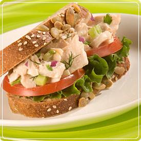 St. Jude Tuna Sandwich